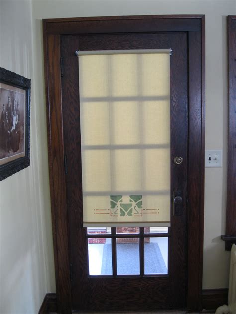 entry door with window 26 and useful ideas for front door blinds interior