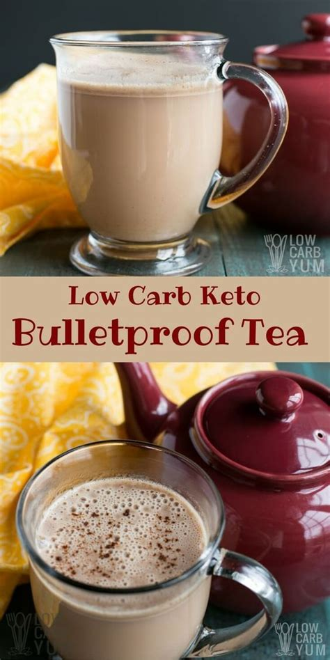 But if i drink coffee on an empty stomach, i tend so what exactly is bulletproof coffee or keto butter coffee or whatever it's called?? A creamy keto Bulletproof tea is the perfect way to start the day if you aren't a coffee drinker ...