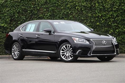 lexus ls 2016 2016 lexus ls 460 l for sale used cars on buysellsearch