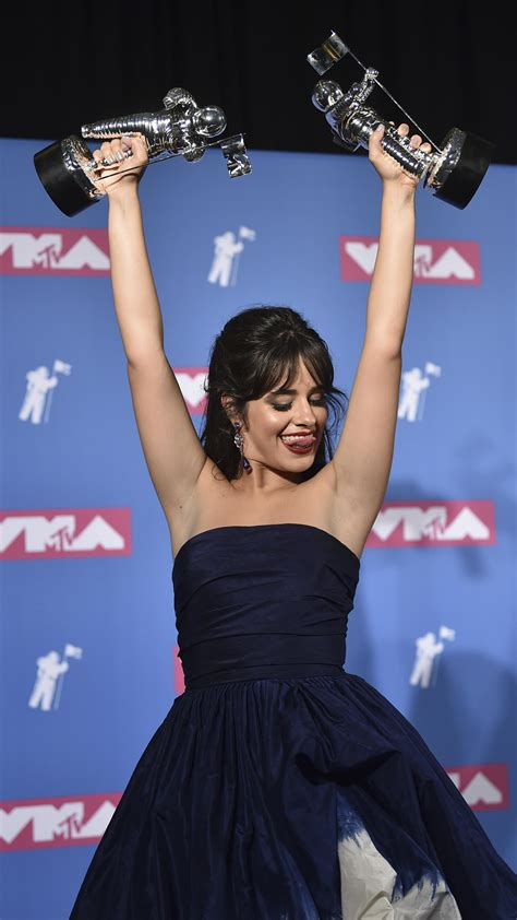 Mtv Video Music Awards Havana Girl Camila Cabello