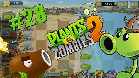 d 237 as 1 y 2 playa de la gran ola plants vs zombies 2