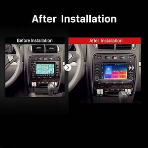 Android 6 0 Gps Navigation System Dvd Player For 2003