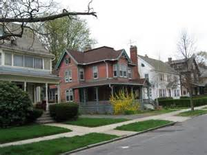 McKnight Neighborhood Springfield MA