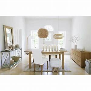 Table Maison Du Monde Bois : table d ner buffet danube chaise rotterdam console et ~ Premium-room.com Idées de Décoration