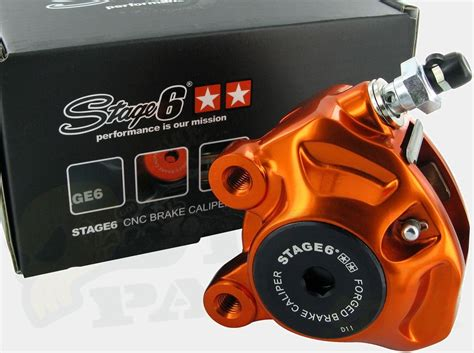 How Much Are New Brake Calipers by Stage6 R T Performance Brake Caliper Race Pedparts Uk