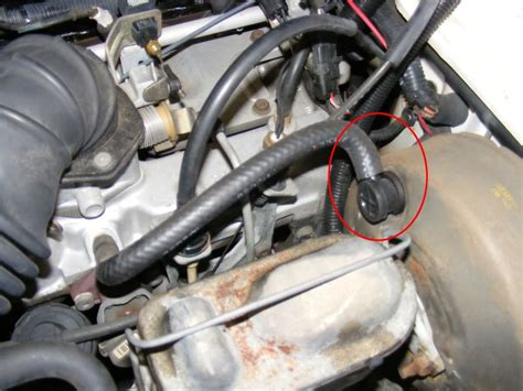 Quick Question About Brake Booster Vacuum Line Jeep