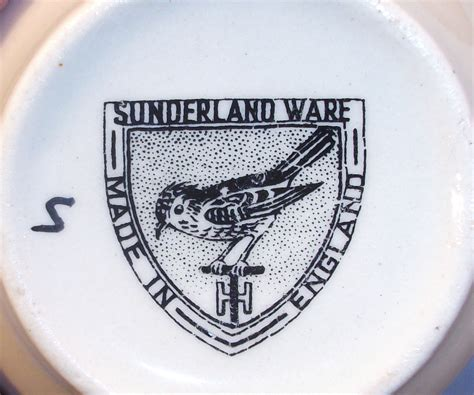Sunderland Ware Art Deco Trio Sold Collectable China
