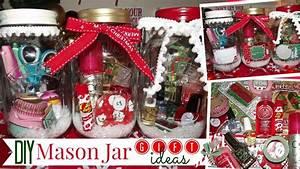 DIY Mason Jar Gift Ideas - Affordable and Easy! - YouTube