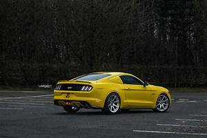 Yellow Ford Mustang Goes in Style with Custom Accessories — CARiD.com Gallery