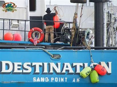 Destination Crab Boat Sea Bering Found Vessel