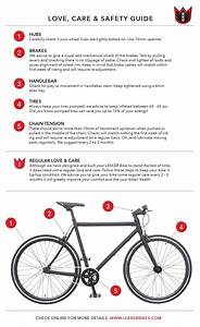 Lekker Bikes Assembly Instructions And Maintenance Tips