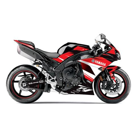 Motorradaufkleber  Bikedekore  Wheelskinzz Yamaha,r1