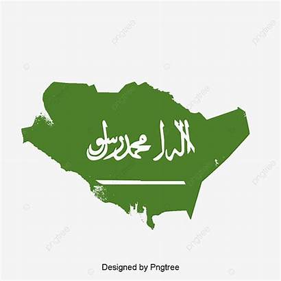 Arabia Saudi National Map Psd Pngtree Clipart