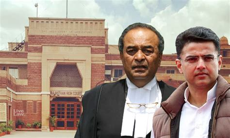 Sachin Pilot Petition arguments in Rajasthan HC live ...