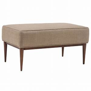 Lindy walnut framed ottoman for sale at 1stdibs for Lindies furniture