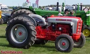 Ford 801 Powermaster Tractor Data