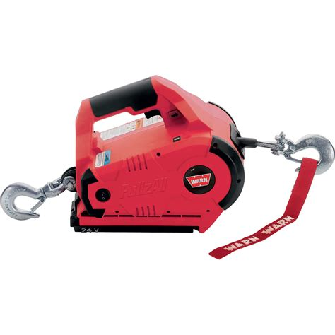 Warn Pullzall 24 Volt Handheld Portable Electric Pulling
