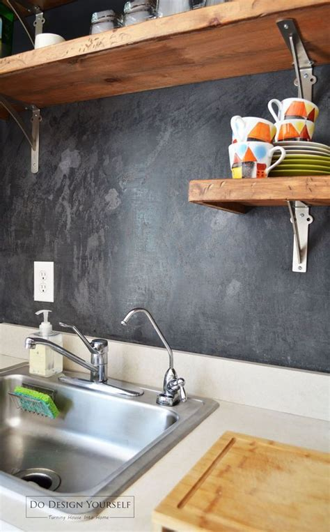 Tile Alternatives by Six Alternatives To The Tile Backsplash That Are Practical