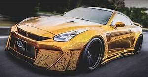 1 MILLION GOLD CAR Luxury Arabia