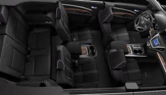 customers asked acura responded with time available captain s chairs on acura mdx