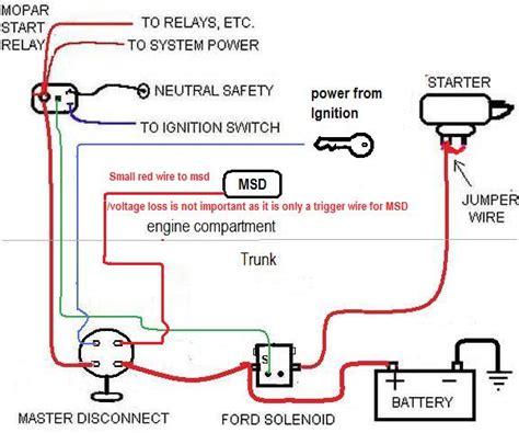 Battery Kill Switch Diagram Unlawfl Race Engine Tech