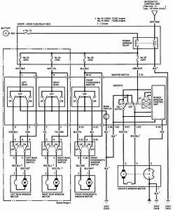 2004 Honda Civic Power Window Wiring Diagram