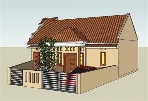 furniture rumah minimalis modern contoh gambar rumah