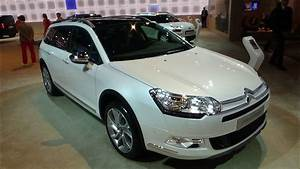 2017 Citroen C5 Tourer - Exterior And Interior