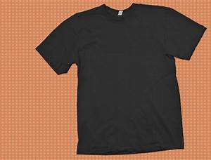 Black t shirt template psd free download t shirt template for Psd tshirt template