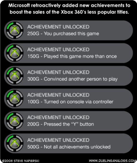 Xbox 360 Meme - image 27716 fake xbox 360 achievements know your meme