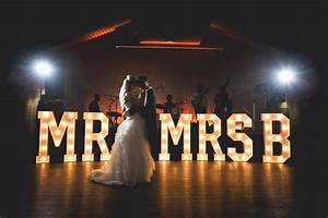catalogue of all the letters and props available to hire With huge letters for wedding