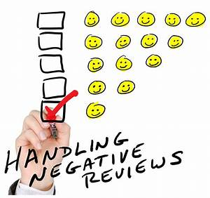 The Negative Review Reaction: Protecting your Reputation