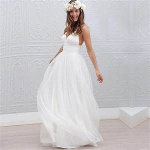 2016 wedding dresses cheap v neck spaghetti strap pleats for Spaghetti strap wedding dress
