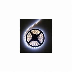 Ruban Led Adhésif : ruban led blanc intense 5 m adh sif ~ Edinachiropracticcenter.com Idées de Décoration