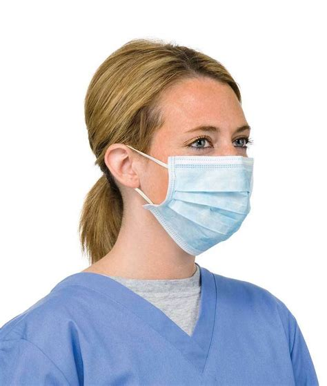 disposable surgical earloop face salon dust cleaning