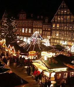 Weihnachtsmarkt in Celle Weihnachten 2005