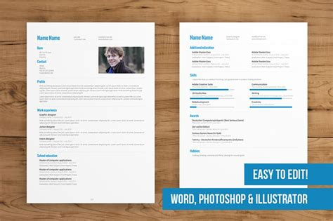 Is It Bad To 2 Page Resume by Cv Templates 61 Free Sles Exles Format Free Premium Templates