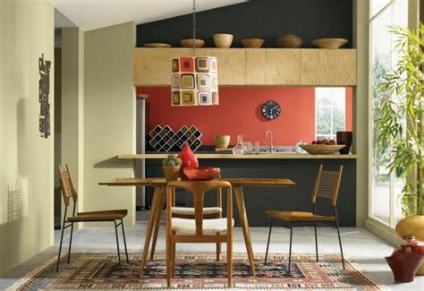 cuisine peinture peinture cuisine 40 idées de choix de couleurs modernes