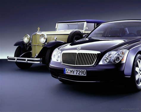 Maybach Car : Hd Car Wallpapers