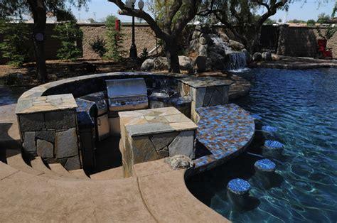 Backyard Island by Patios Bbq Island Firepit Backyard Options Backyard