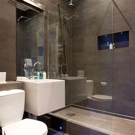 contemporary small bathroom ideas modern grey bathroom hotel style bathrooms ideas housetohome co uk