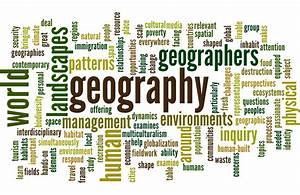 Geography - Geography Subject Guide