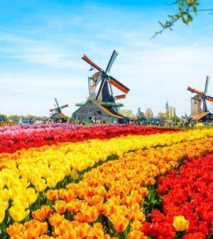 belanda  nobatkan sebagai tempat wisata  berwarna