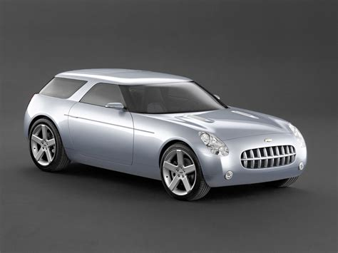 2004 Chevrolet Nomad Concept Pictures, History, Value