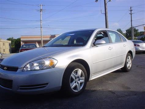 sell   chevy impala ls damaged clean title