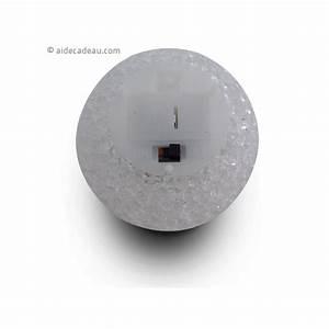 Boule De Lumiere : boule lumi re led multi couleurs ~ Teatrodelosmanantiales.com Idées de Décoration