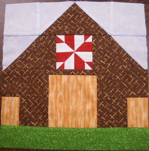 Barn Quilt Blocks by Sew Pieceful Quilting Sew Pieceful S Upcoming Block Of