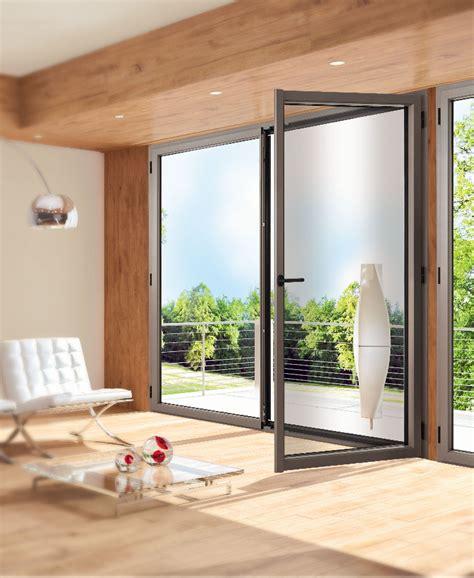 porte fenetre ouverture exterieure menuiseries aluminium pro