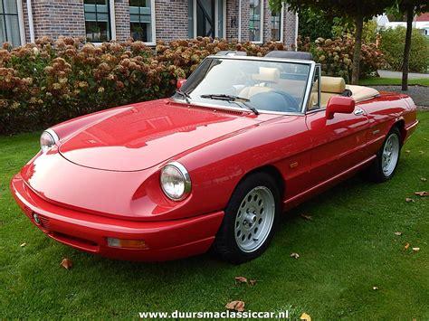 Alfa Romeo Spider Type 4 1992