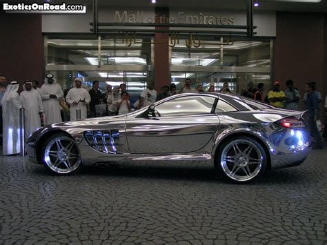 A Chrome Car? How 'bout A White Gold Car! Quest4thebestorg